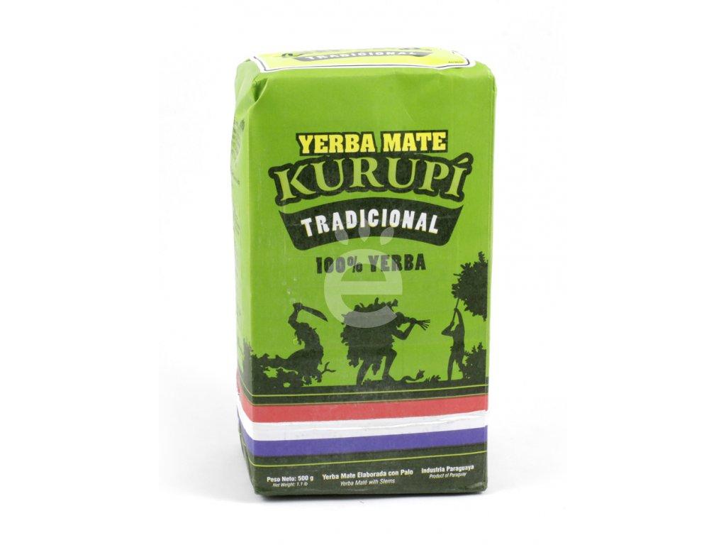 kurupi tradicional 100%YERBA 01 500g