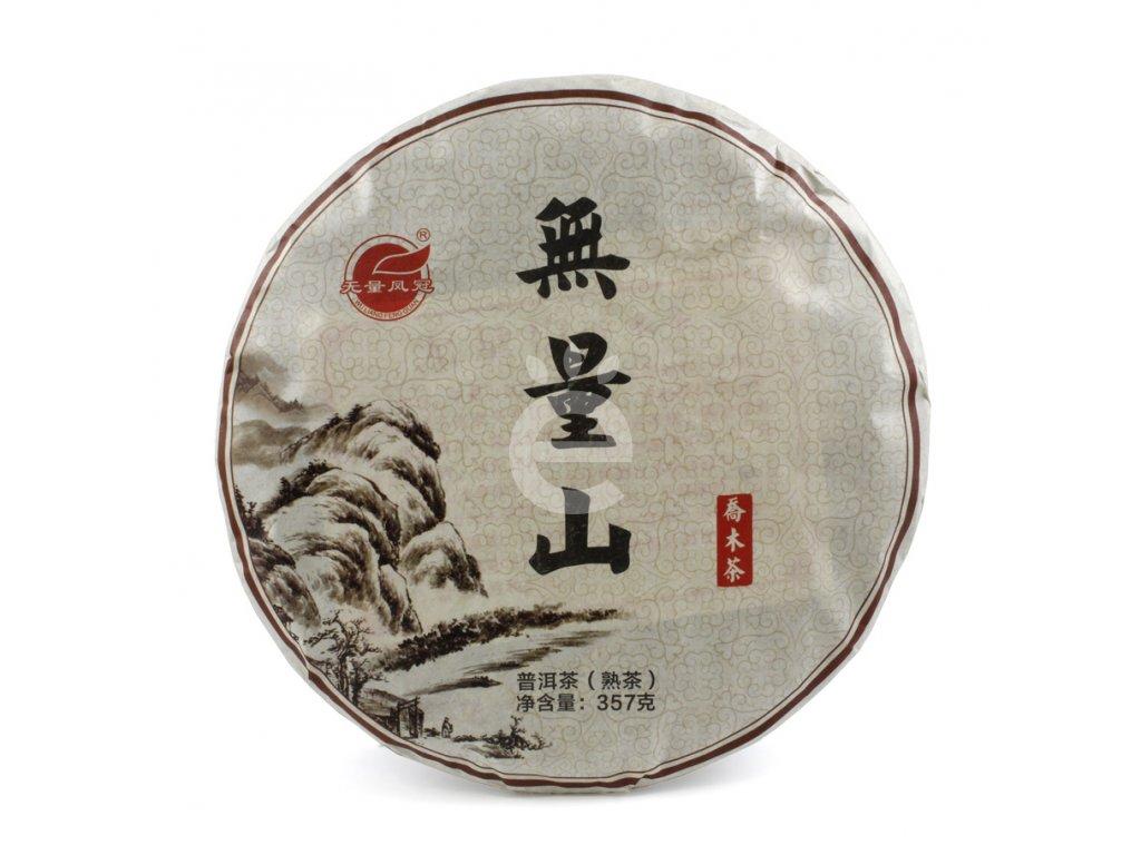 55 Wu Liang Shan 2015 D404 puerh