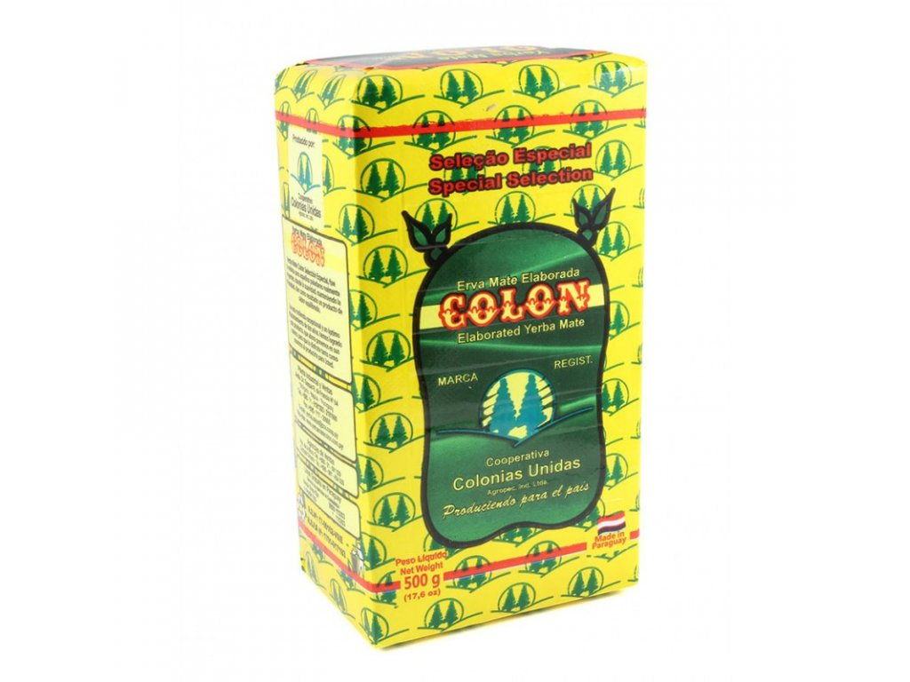 Yerba Maté / Colon Especial Selection - 500 g