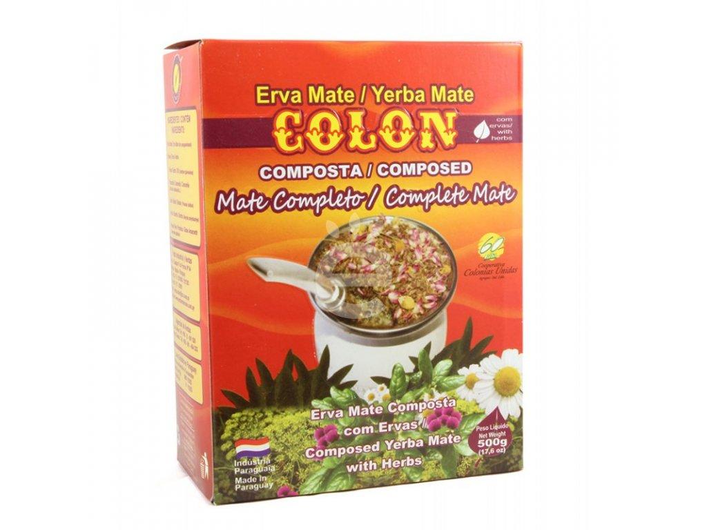 Yerba Maté / Colon s bylinami - 500 g