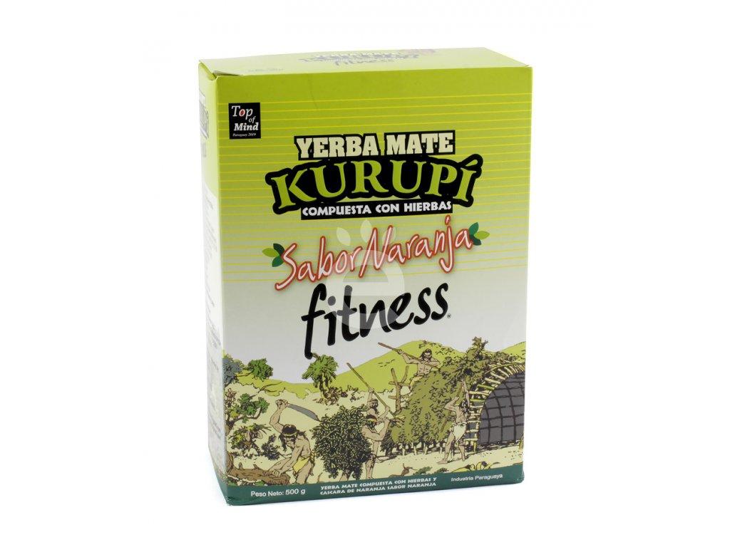 kurupi sabor naranja fitness 01 500g