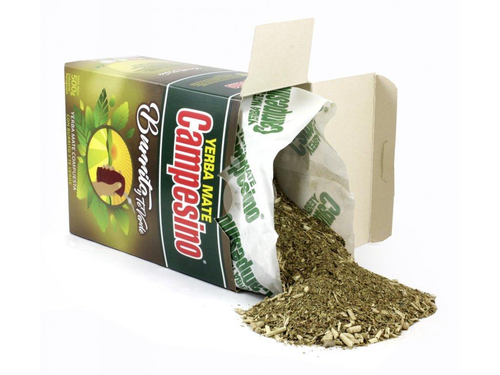 Yerba Maté / Campesino burrito té verde - 500 g