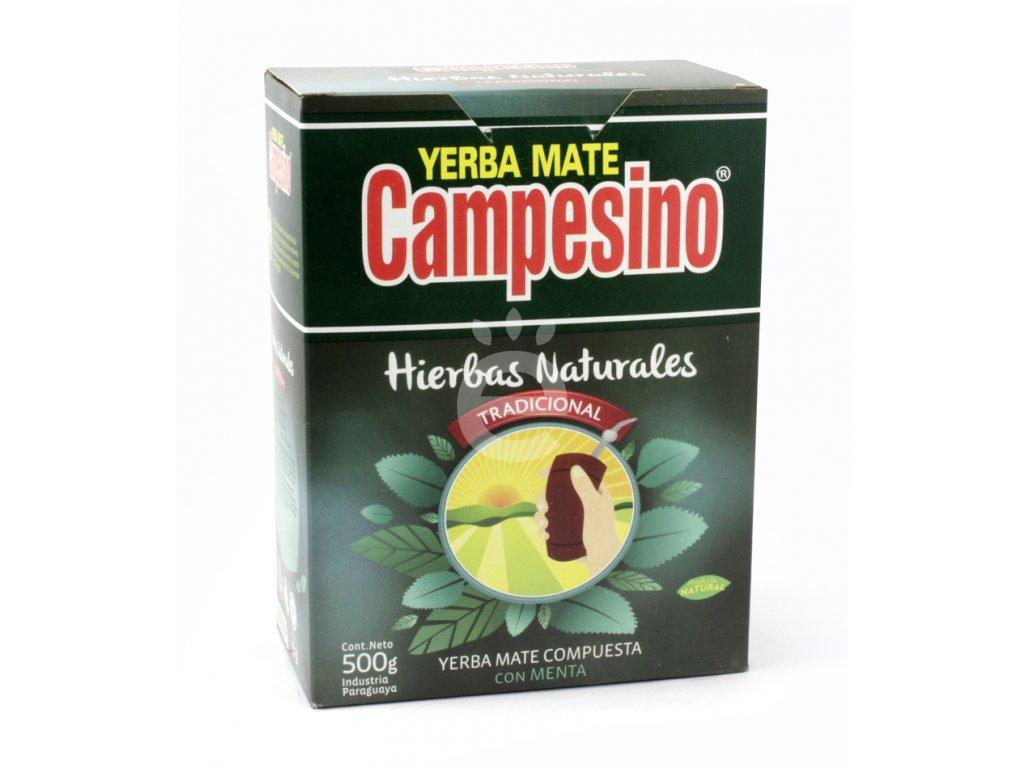 Yerba Maté / Campesino Hierbas Naturales - 500 g