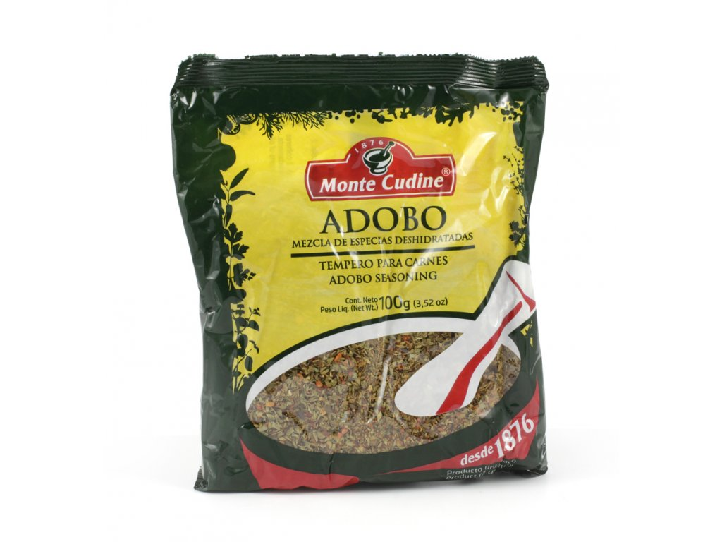 monte cudine adobo koreni