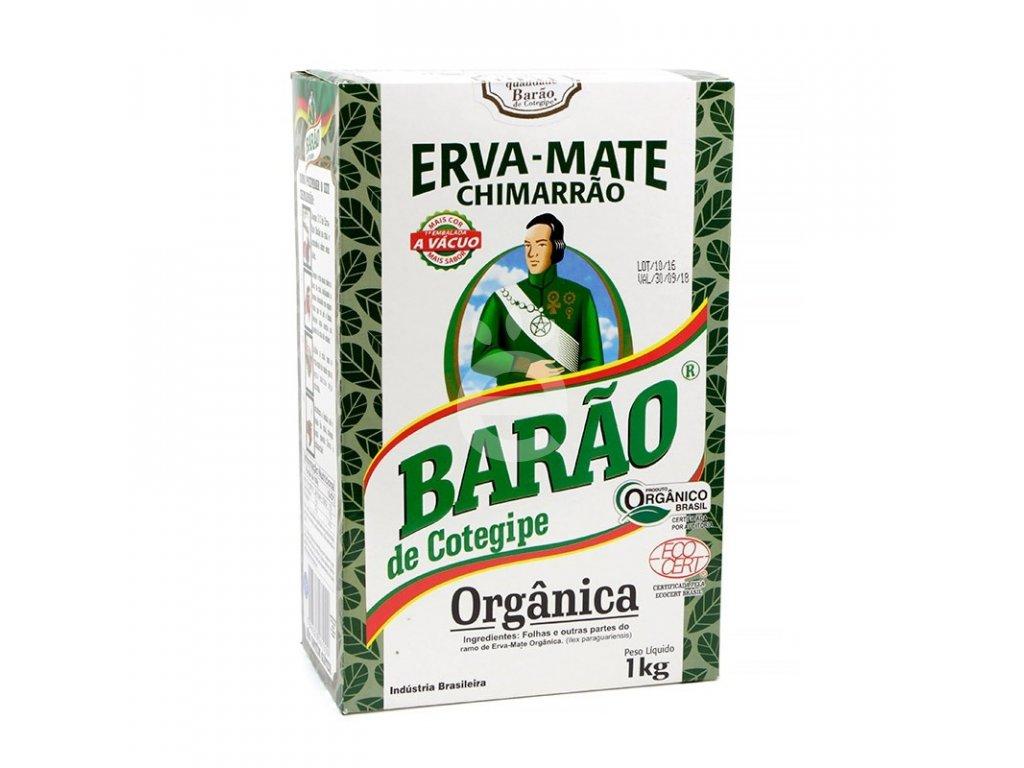Yerba Maté / Barao de Cotegipe Organica - 100g VZOREK