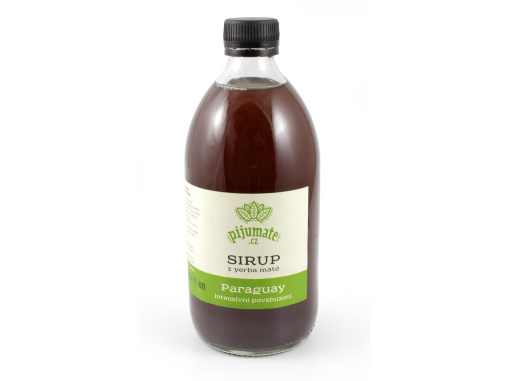 sirup paraguay
