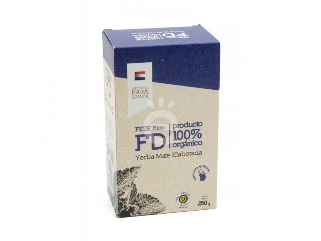 Yerba Maté / Fede Rico organic - 250 g