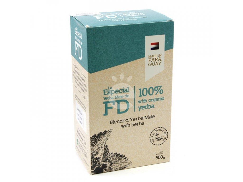 Fede Rico Especial organic - bylinné - 500 g
