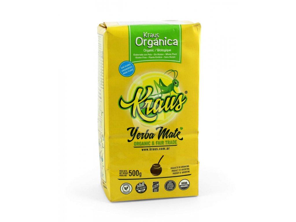 Yerba Maté / Kraus Organic - 500 g