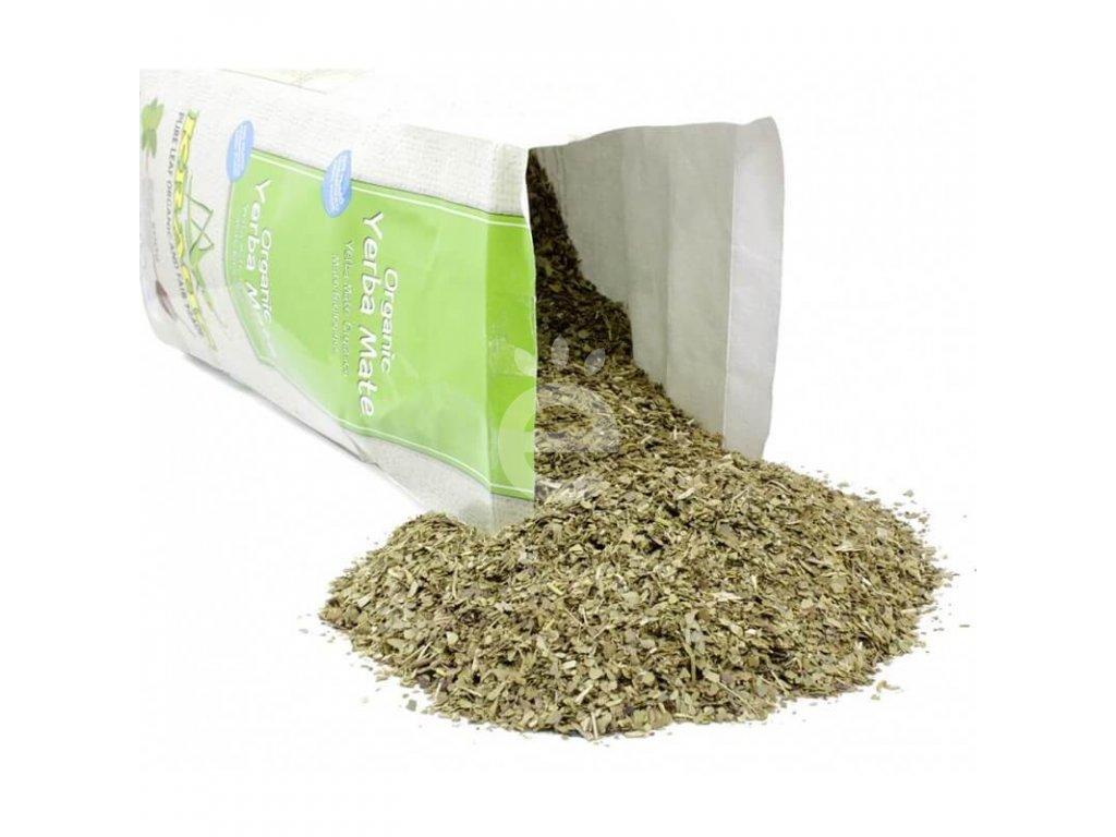 Yerba Maté / Kraus Organic - Listové - 500 g