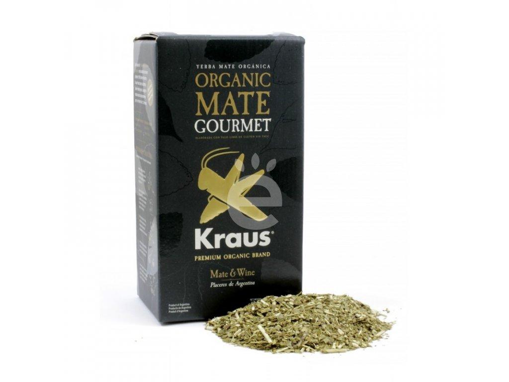Yerba Maté / Kraus Gourmet Organic - 500 g