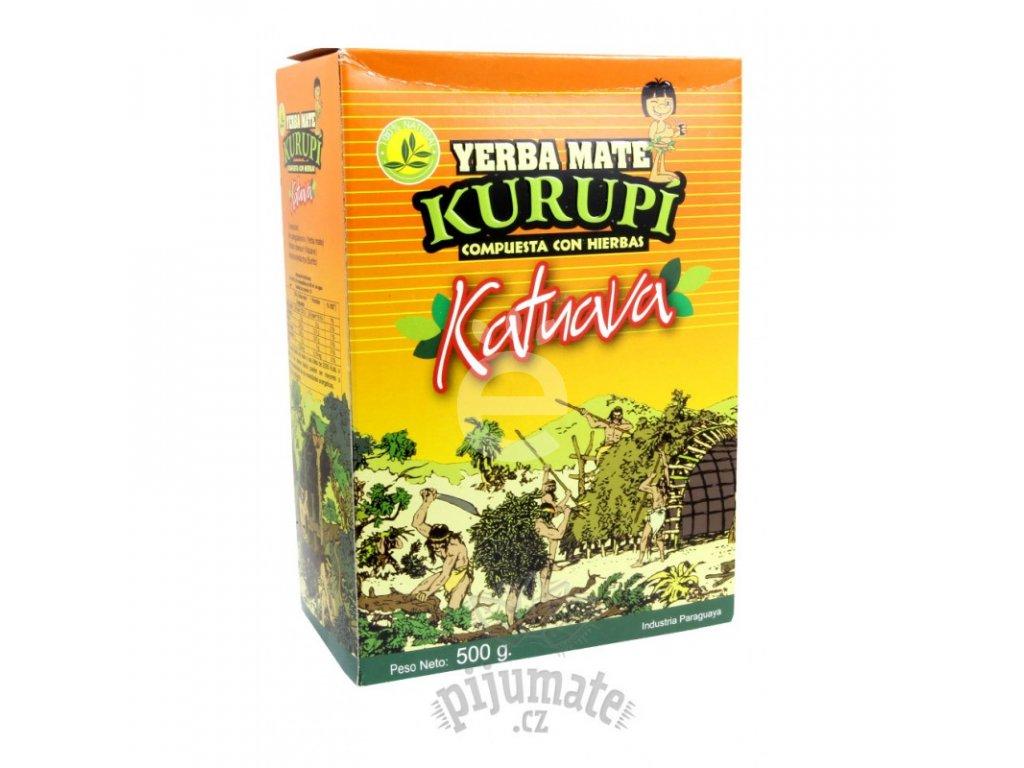 Yerba Maté / Kurupi Catuava - 500 g
