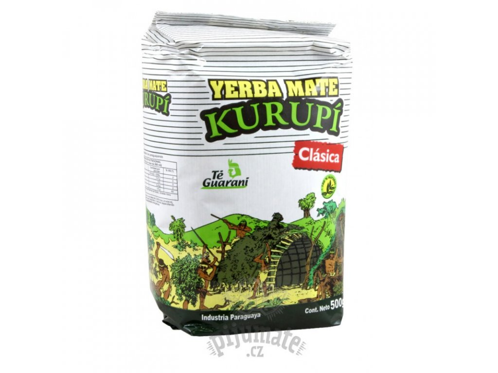 Yerba Maté / Kurupi clasica - 500 g