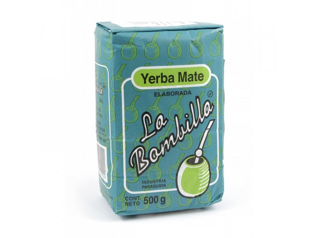 Yerba Maté / La Bombilla - 500 g