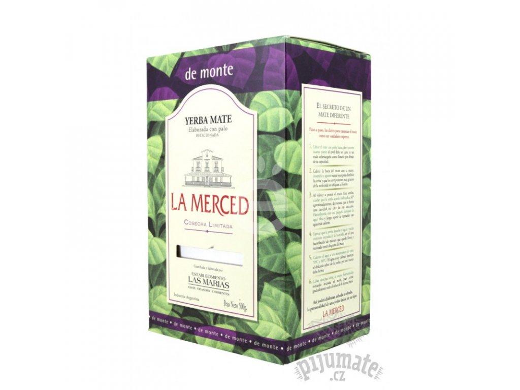 Yerba Maté / La Merced de Monte - 500 g