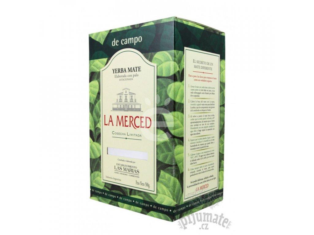 Yerba Maté / La Merced de Campo - 500 g