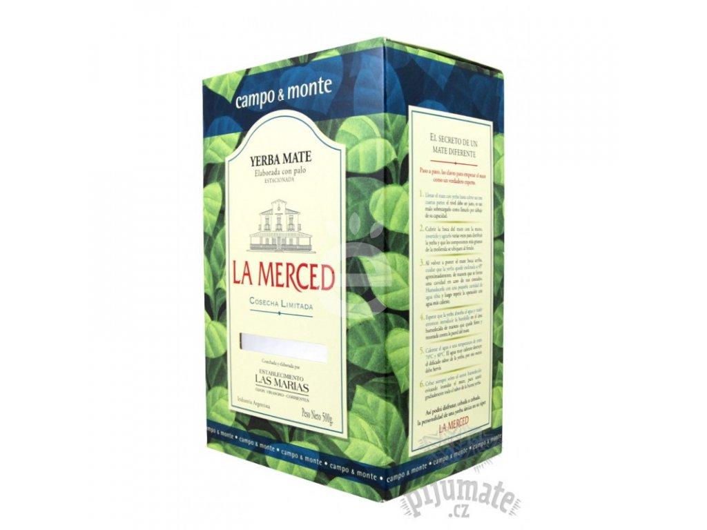 Yerba Maté / La Merced Campo & Monte - 500 g