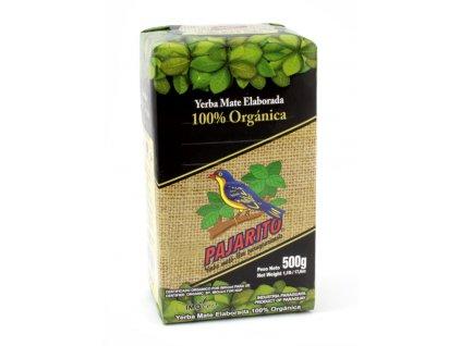 Yerba Maté / Pajarito 100% Orgánica - 500 g