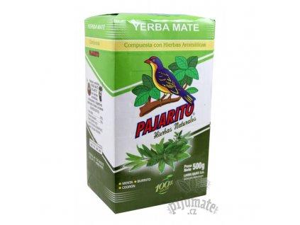 Yerba Maté / Pajarito hierbas naturales - 500 g