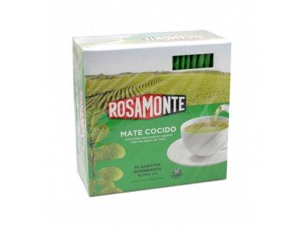 Yerba Maté / Rosamonte sáčkové - 50 ks