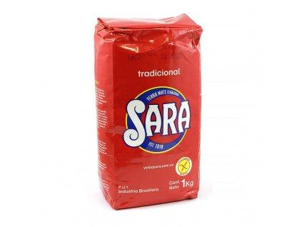 Yerba Maté / Sara Roja Tradicional sin palo - 1000 g