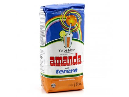 Yerba Maté / Amanda Tereré - 500 g