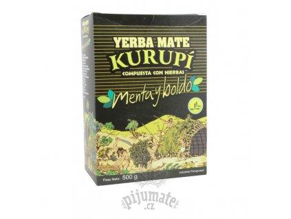 Yerba Maté / Kurupí Menta y Boldo - 500 g