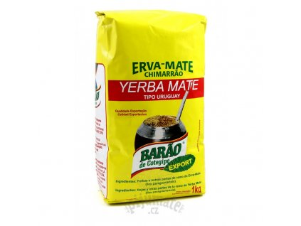 Yerba Maté / Barao de Cotegipe Tipo Uruguay - 1000 g