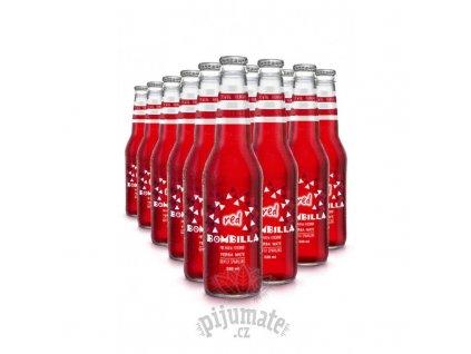 Energetický nápoj Bombilla RED -12 Ks (12 x 330 ml)