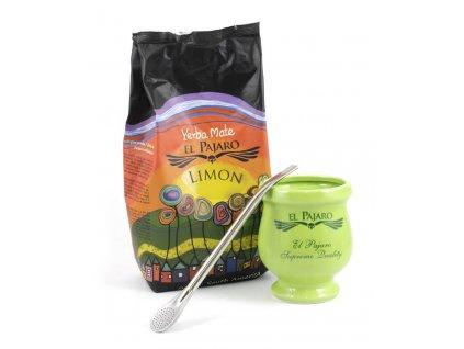 el pajaro set zelene matero limon 02