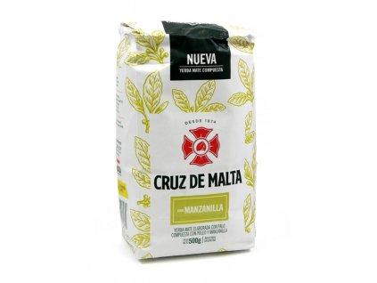 Yerba Maté / Cruz De Malta - Manzanilla - 500 g