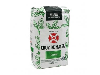 Yerba Maté / Cruz De Malta - Té Verde - 500 g