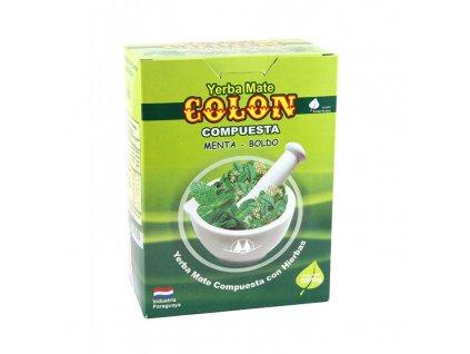 Yerba Maté / Colon compuesta menta boldo - 500 g