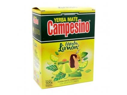 Yerba Maté / Campesino menta limon - 500 g