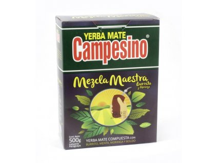 Yerba Maté / Campesino Mezcla Maestra - 500 g