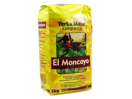 Yerba Maté / El Moncayo compuesta - 1000 g
