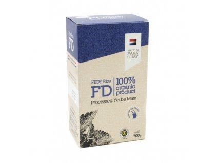 Yerba Maté / Fede Rico organic - 500 g