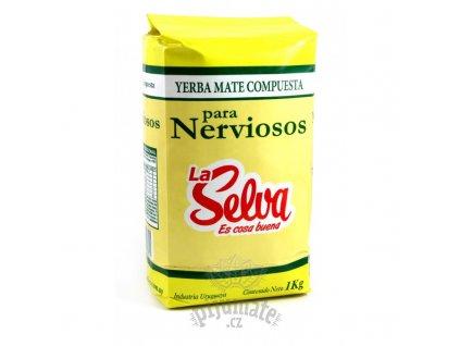 Yerba Maté / La Selva Nerviosos - 1000 g