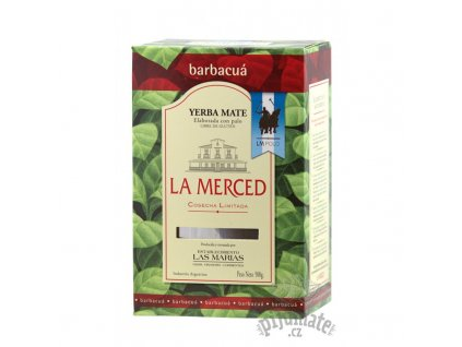 Yerba Maté / La Merced barbacua - 500 g