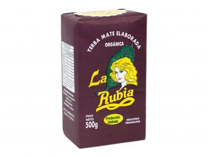 Yerba Maté / La Rubia Organica - 500 g