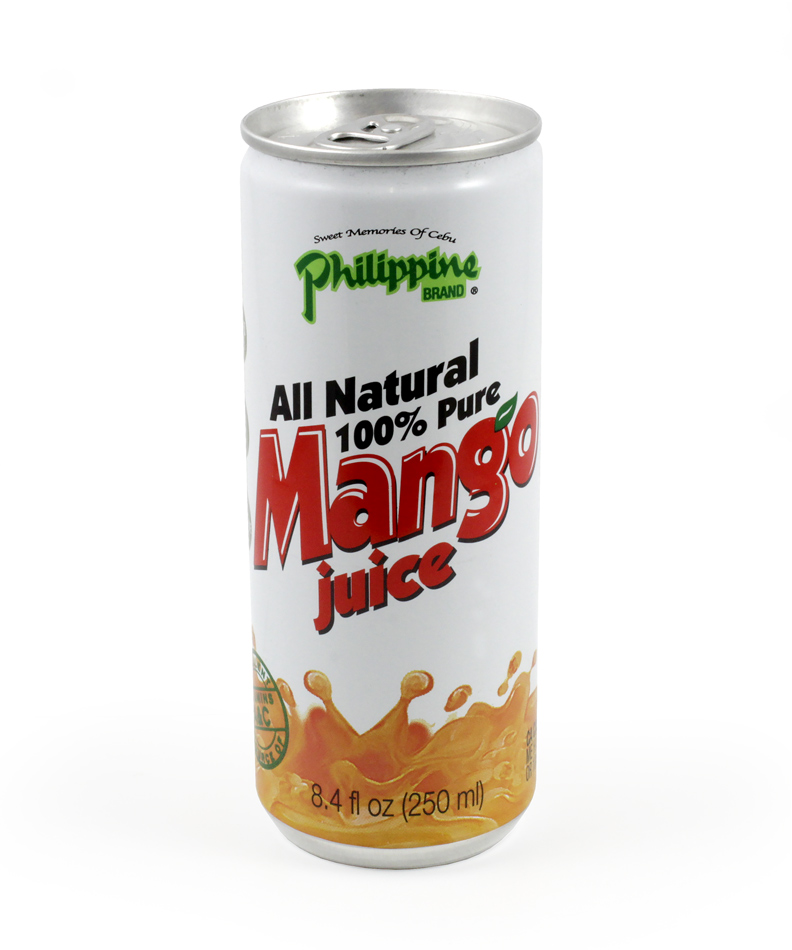 Mango džus bez cukru - 250 ml