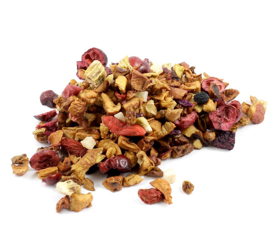 Dračí síla - ovocný čaj Hmotnost: 50 g