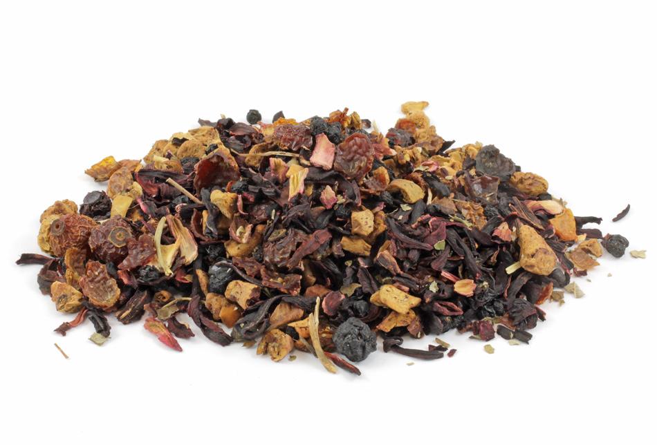 Lesní plody - ovocný čaj Hmotnost: 50 g