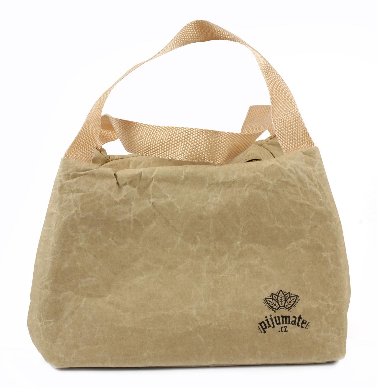 Chladící taška z papíru