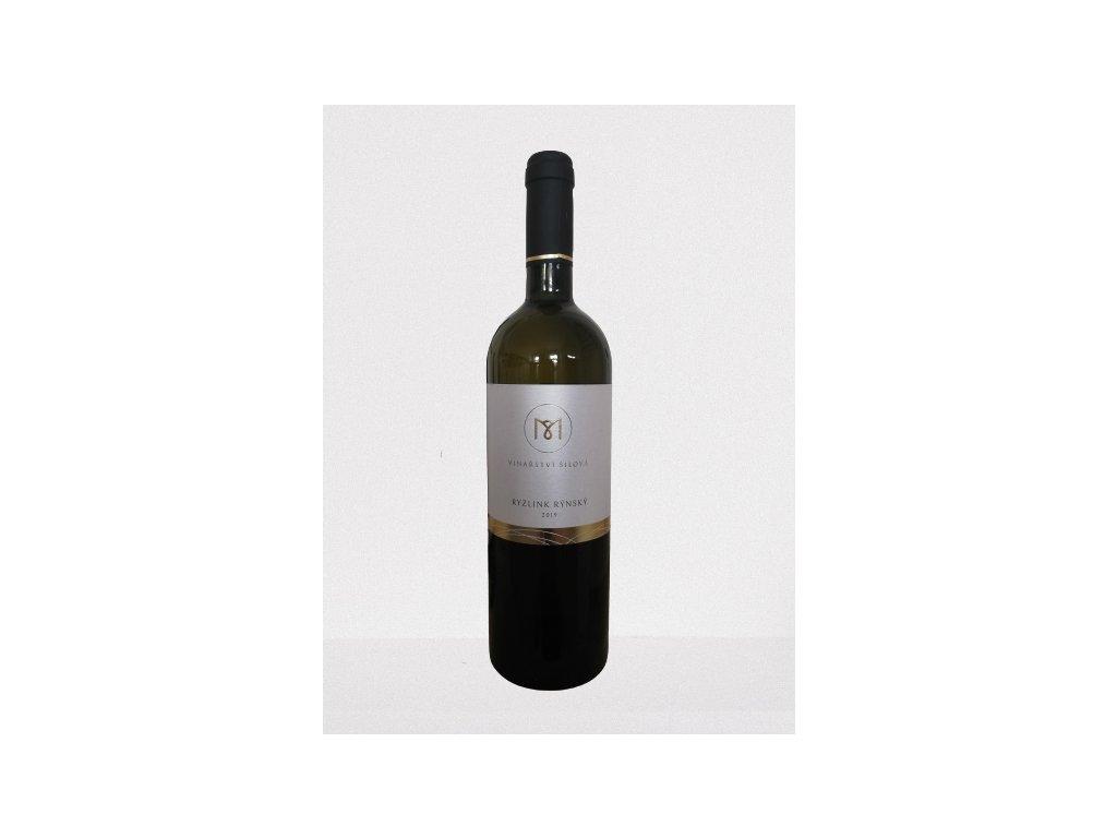 Ryzlink rýnský 2019 Vinařství Šílová