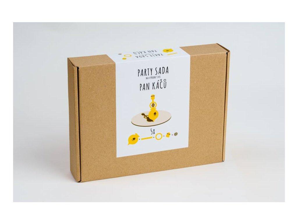 PARTY pankáč krabička