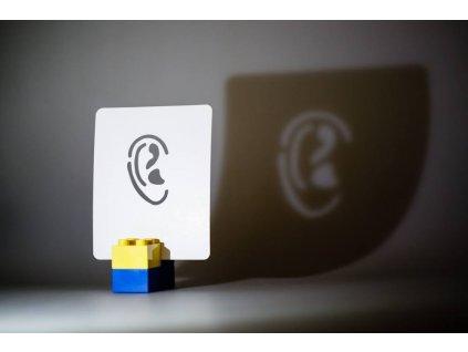 Prosvit a vypravej II ucho lego
