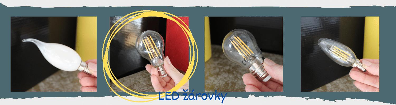 LED žárovky do svítidla
