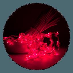 Světelné dekorace - řetezy