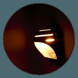venkovní svítidlo na zeď IP44